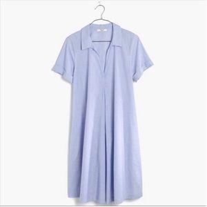 Madewell swing out shirt Dress